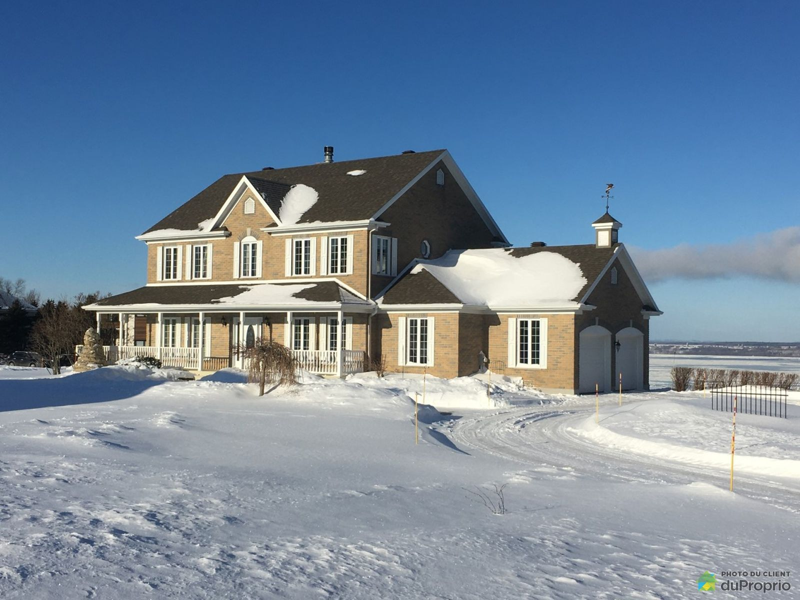 3702 route Marie-Victorin, St-Antoine-De-Tilly for sale