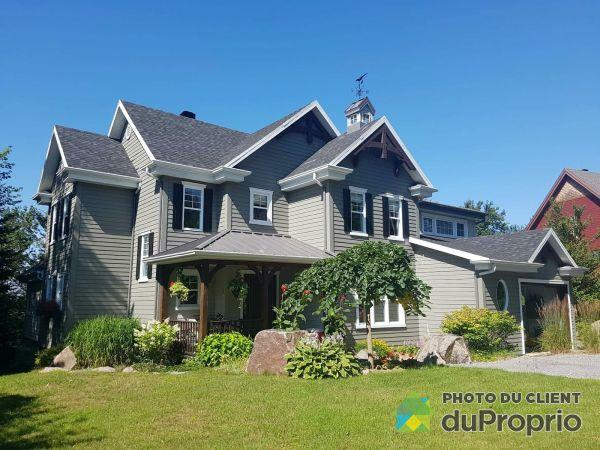 15, chemin du Grand-Duc, Lac-Beauport à vendre