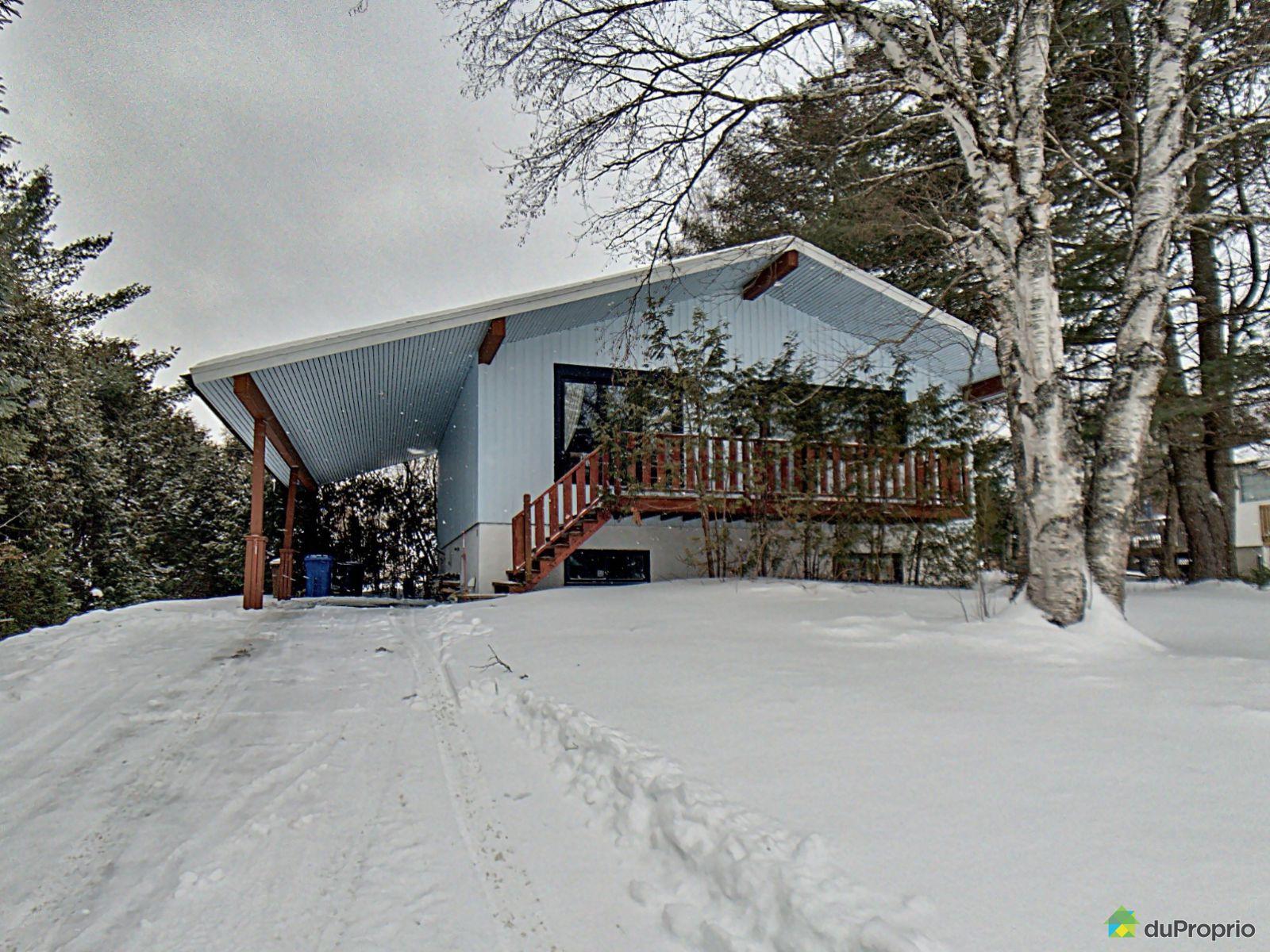 7, montée de l'Érablière, Lac-Beauport à vendre