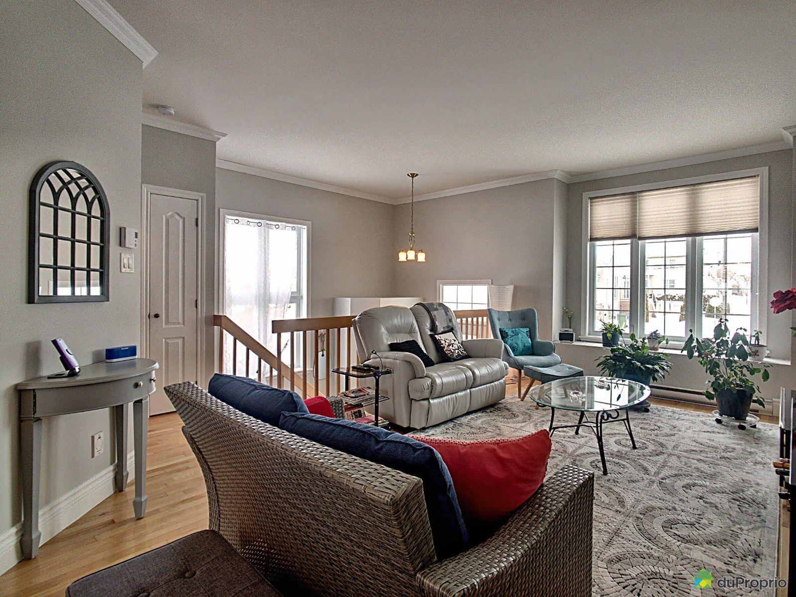Living Room - 2016 rue des Clématites, Duberger for sale