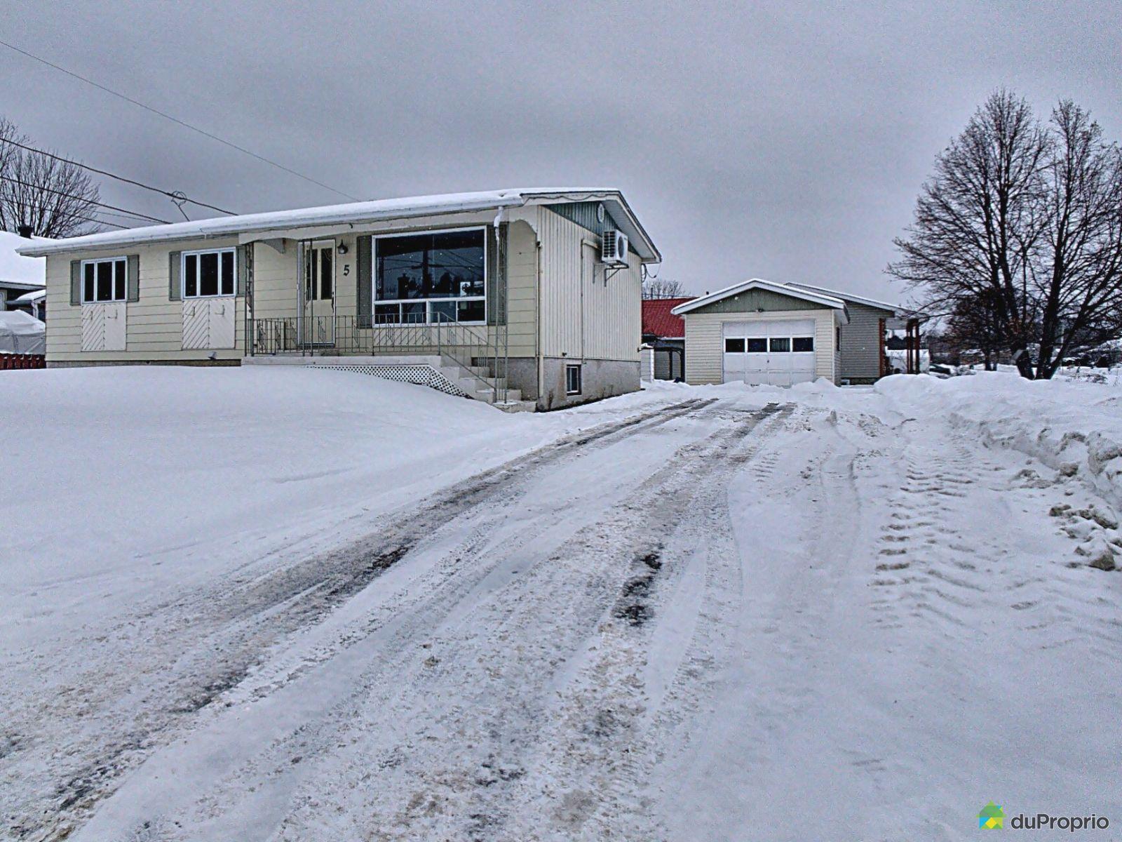 5 rue Martin, Témiscouata-sur-le-Lac for sale