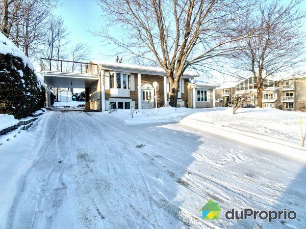5437, rue Heriot, Sherbrooke (Rock Forest) à vendre