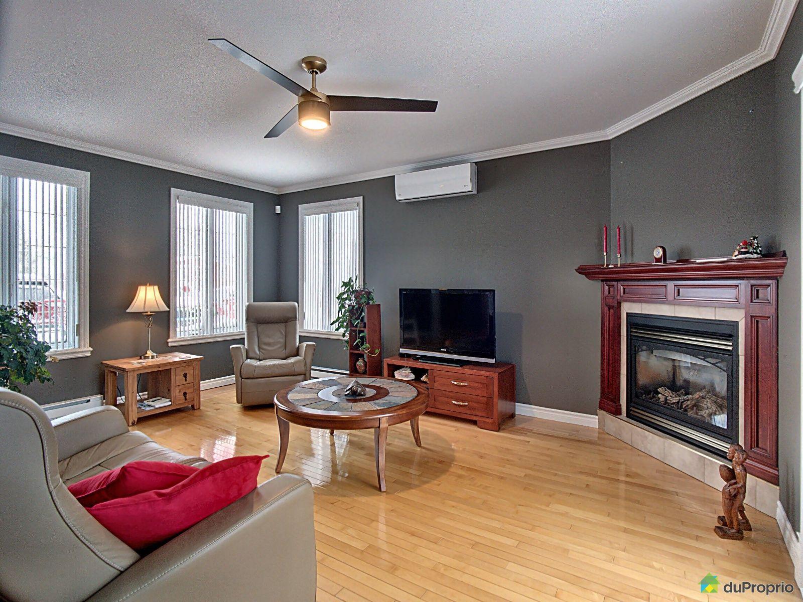 Salon - 6302, boulevard Parent, Trois-Rivières (Trois-Rivières) à vendre