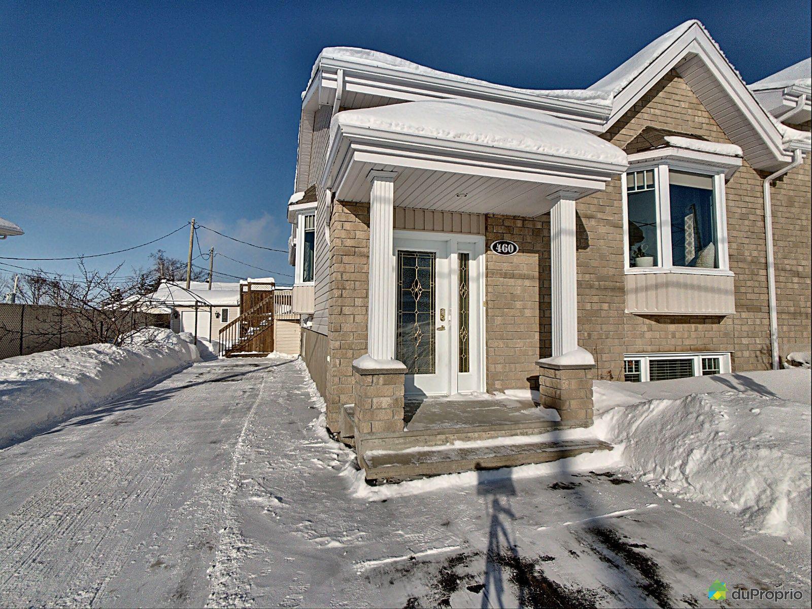 Winter Front - 460 avenue Honoré-Lessard, Alma for sale