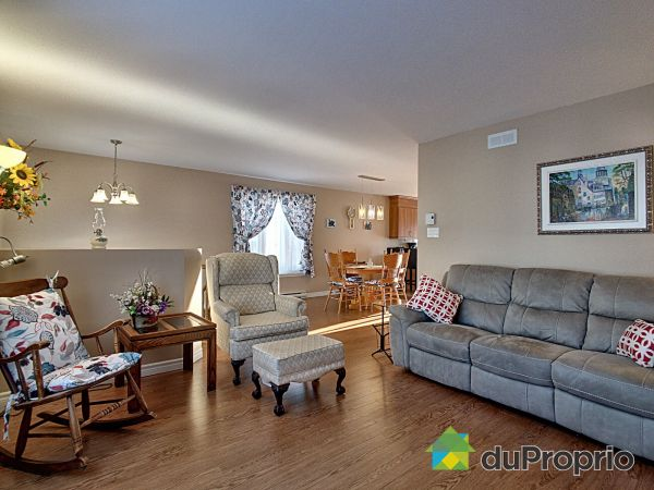Living / Dining Room - 1015 avenue Simoneau, St-Agapit for sale