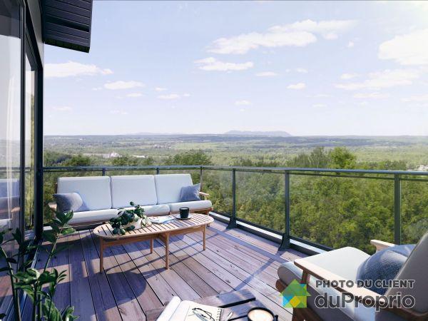 Terrasse - 100, chemin des Diligences, Bromont à vendre