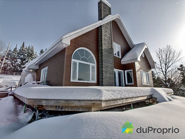 Winter Front - 134 chemin des Coteaux, St-Honore-De-Chicoutimi for sale