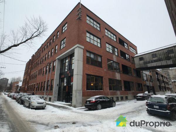 Buildings - 306-1830 rue Panet, Ville-Marie (Centre-Ville et Vieux Mtl) for sale