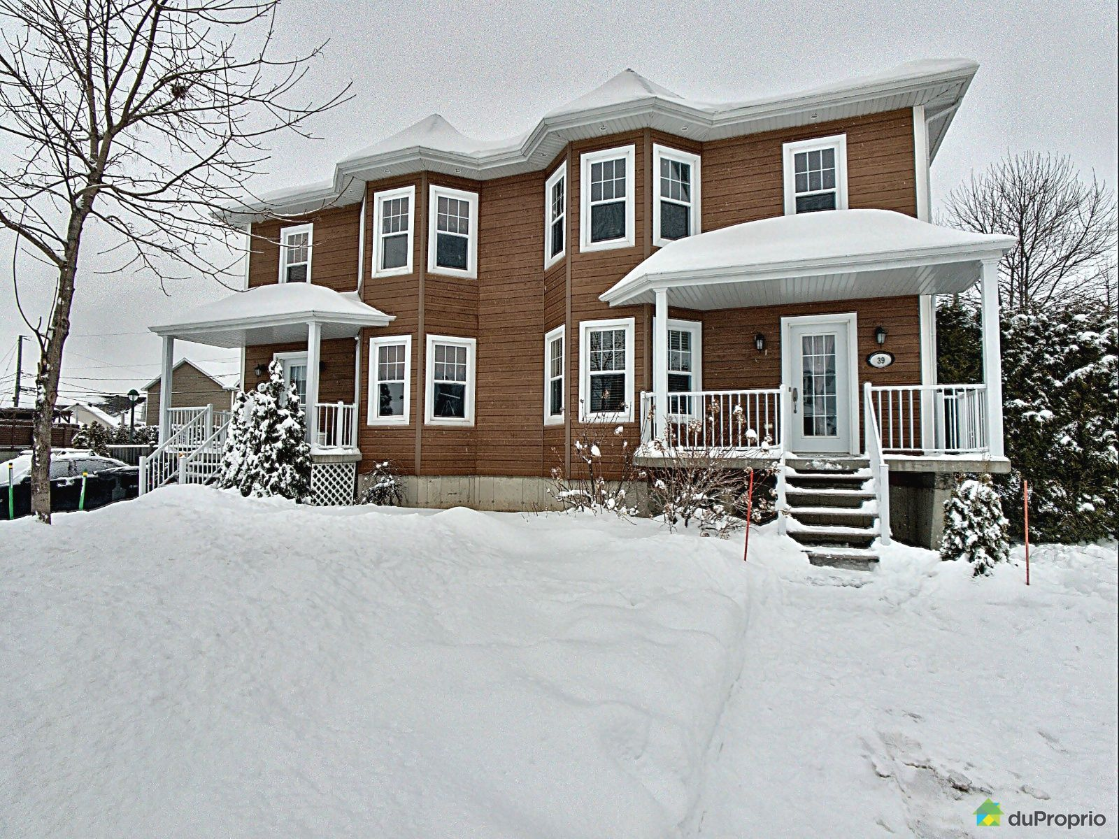 Winter Front - 39 rue des Mûriers, Breakeyville for sale