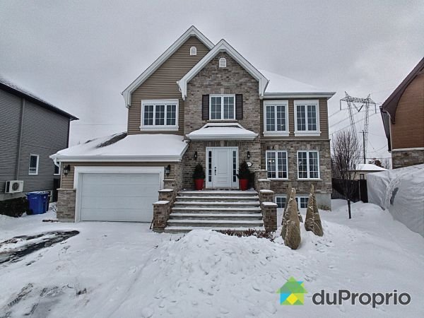Winter Front - 11005 rue de Beauharnois, Mirabel (Domaine-Vert Nord) for sale