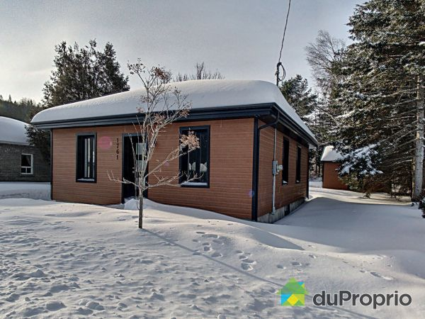 Winter Front - 1761 chemin Principal, St-Mathieu-Du-Parc for sale