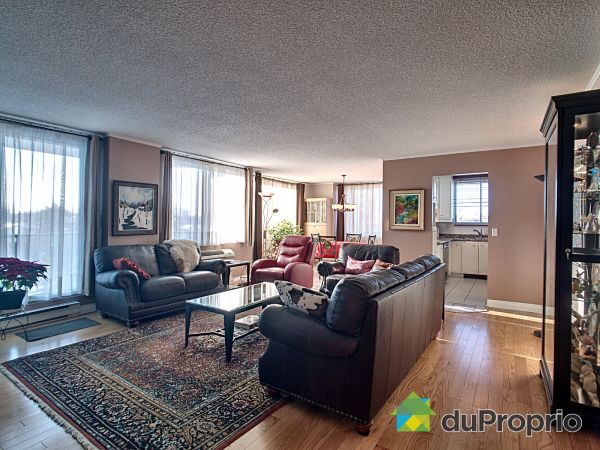 Living Room - 201-15 rue des Émeraudes, Repentigny (Repentigny) for sale