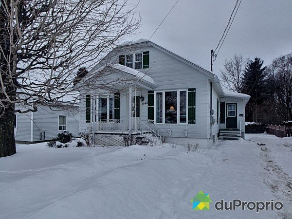 1946 avenue Saint-Alfred, Plessisville for sale