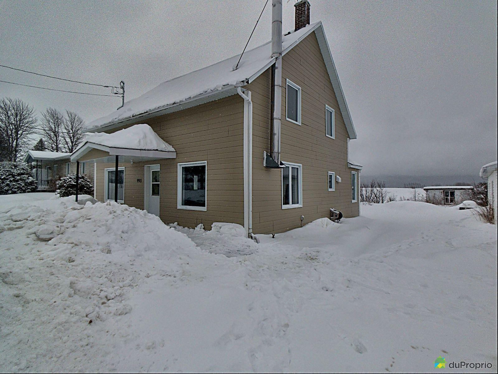 993, 3 Rang Est, Métabetchouan-Lac-à-la-Croix à vendre