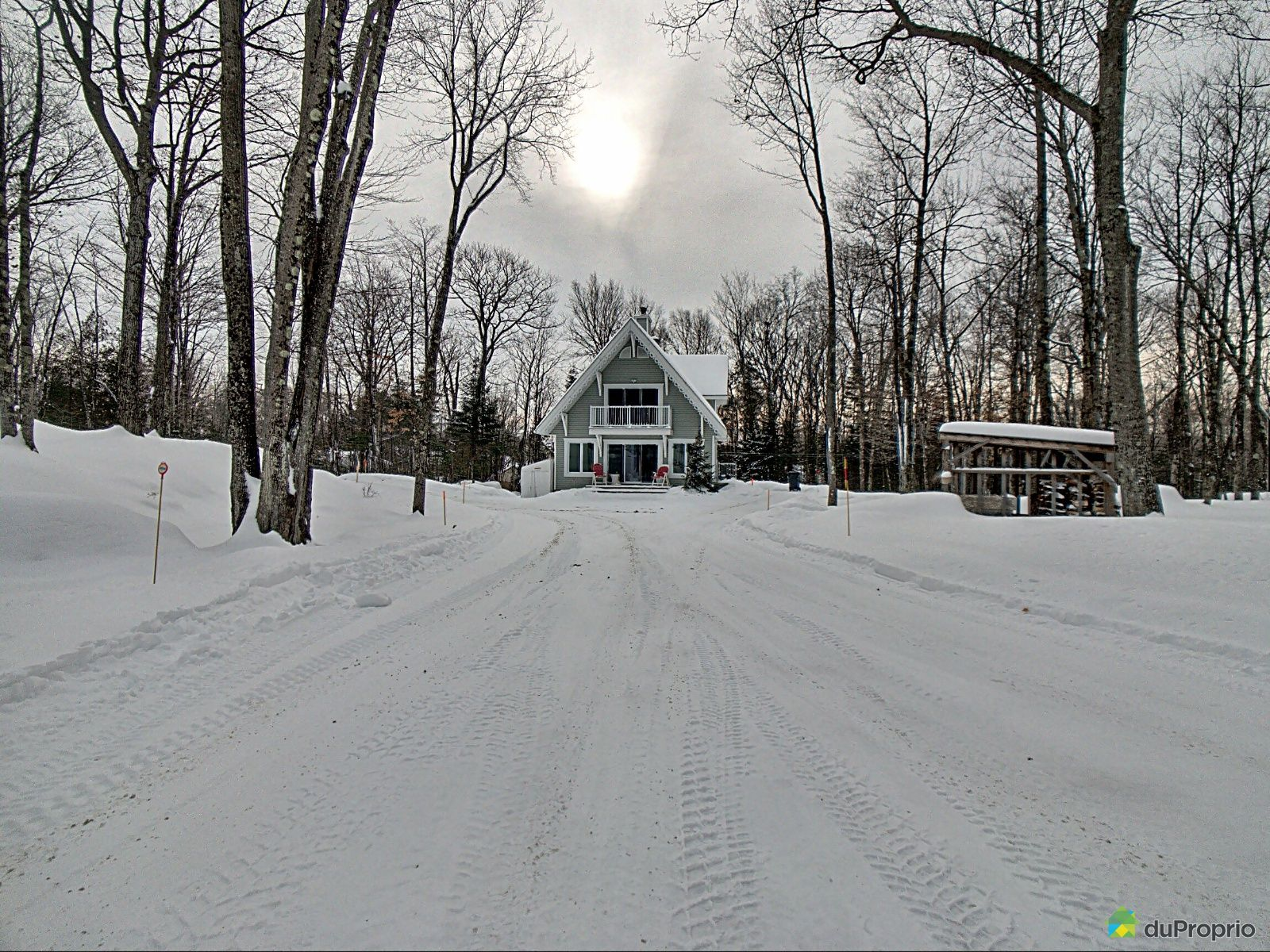 145, chemin du Lac Bob, St-Calixte à vendre