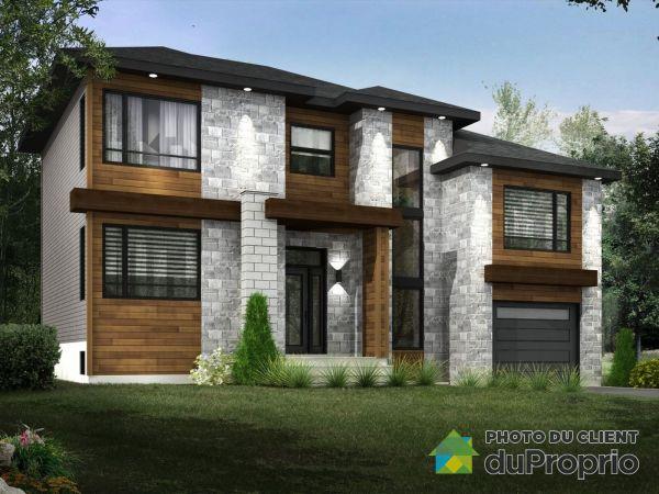 Modèle L'Oranger - Par Richard Construction, Brownsburg-Chatham à vendre