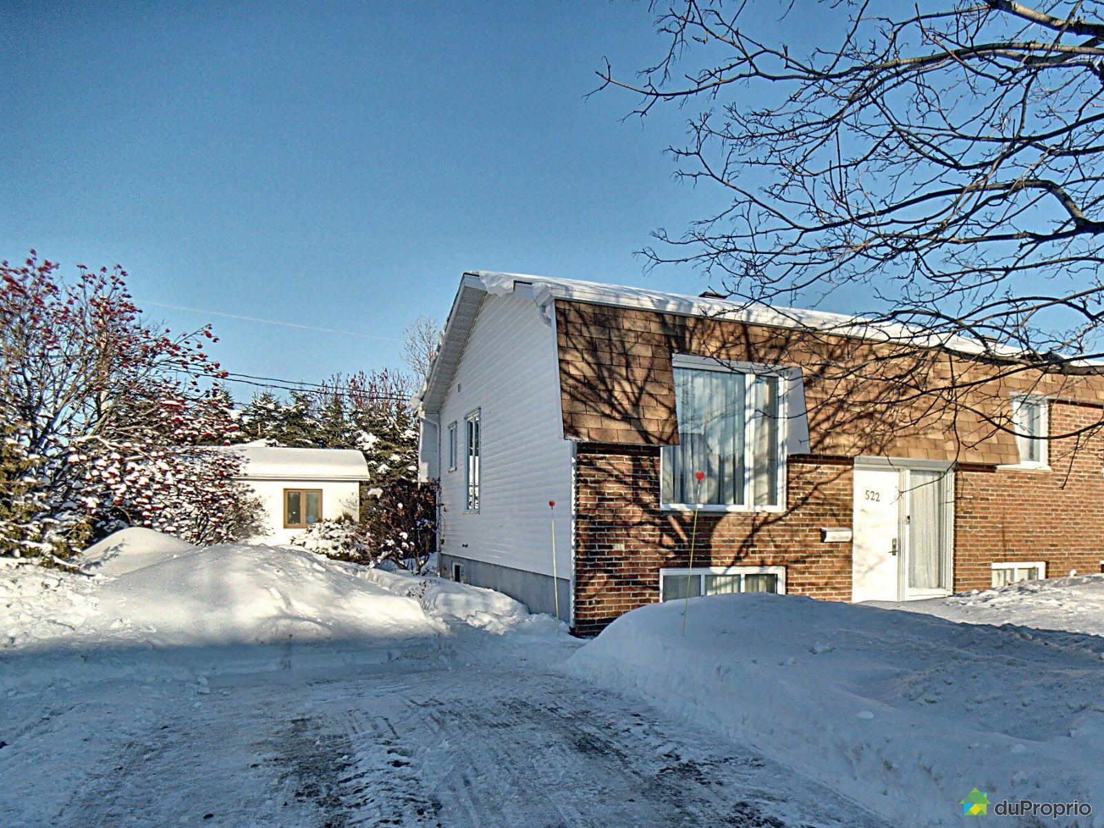 Winter Front - 522 rue des Jonquilles, Rimouski (Pointe-Au-Père) for sale