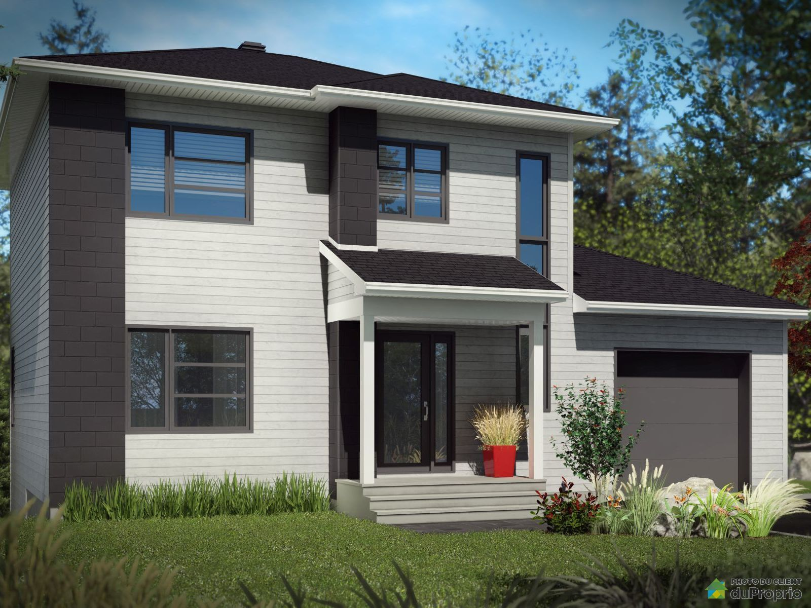 42 rue John-Neilson - PAR Construction McKinley, St-Gabriel-De-Valcartier for sale