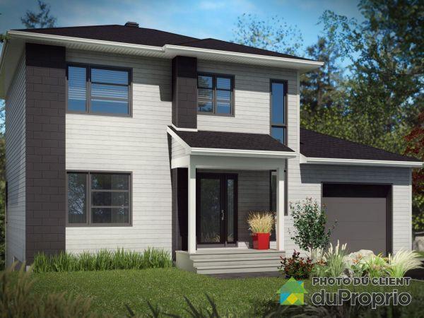 42, rue John-Neilson - PAR Construction McKinley, St-Gabriel-De-Valcartier à vendre