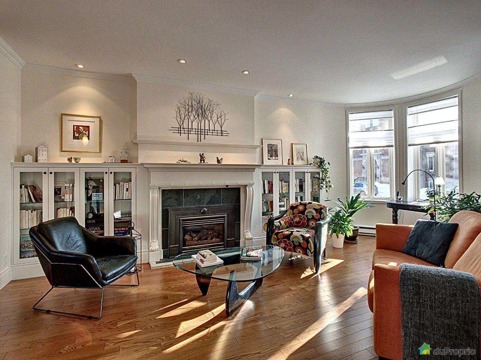 Living Room - 1-1155 avenue du Parc, Montcalm for sale