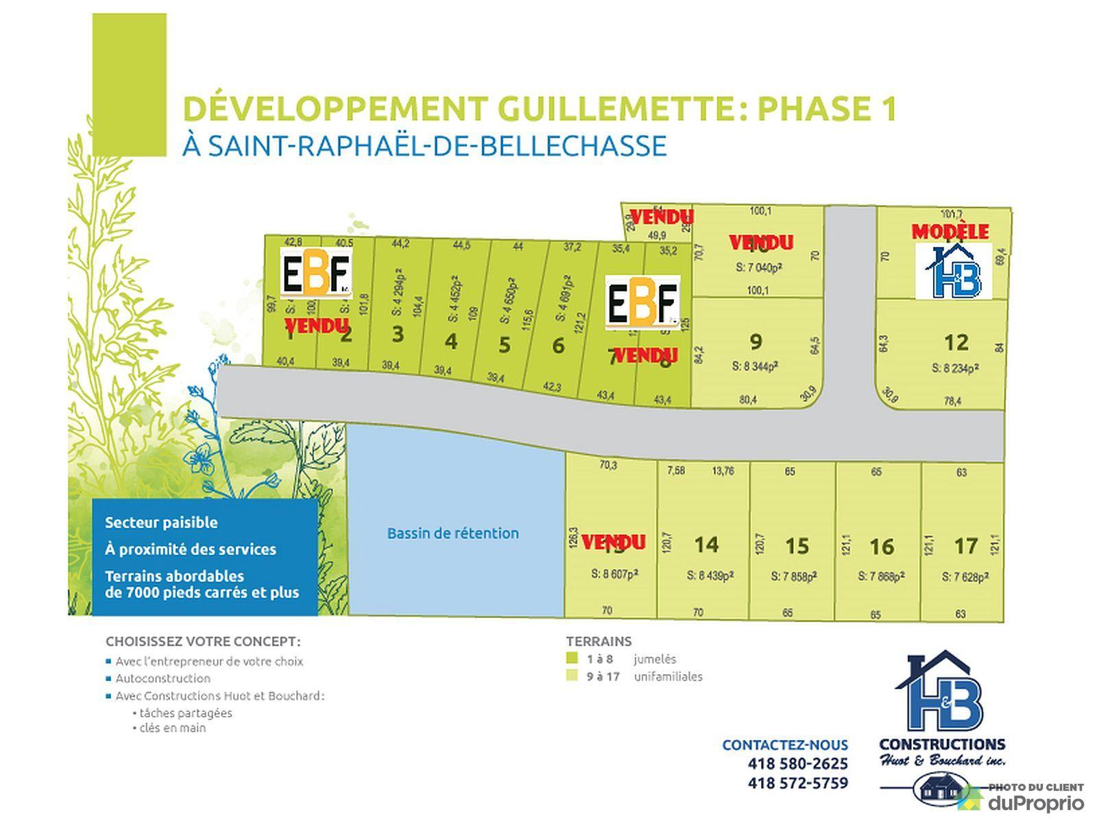 1, avenue J-O Veilleux, St-Raphael-de-Bellechasse à vendre