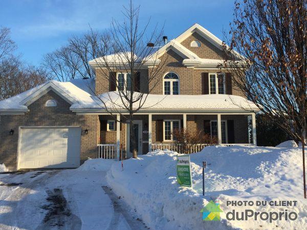 Winter Front - 426 rue du Brome, St-Augustin-De-Desmaures for sale