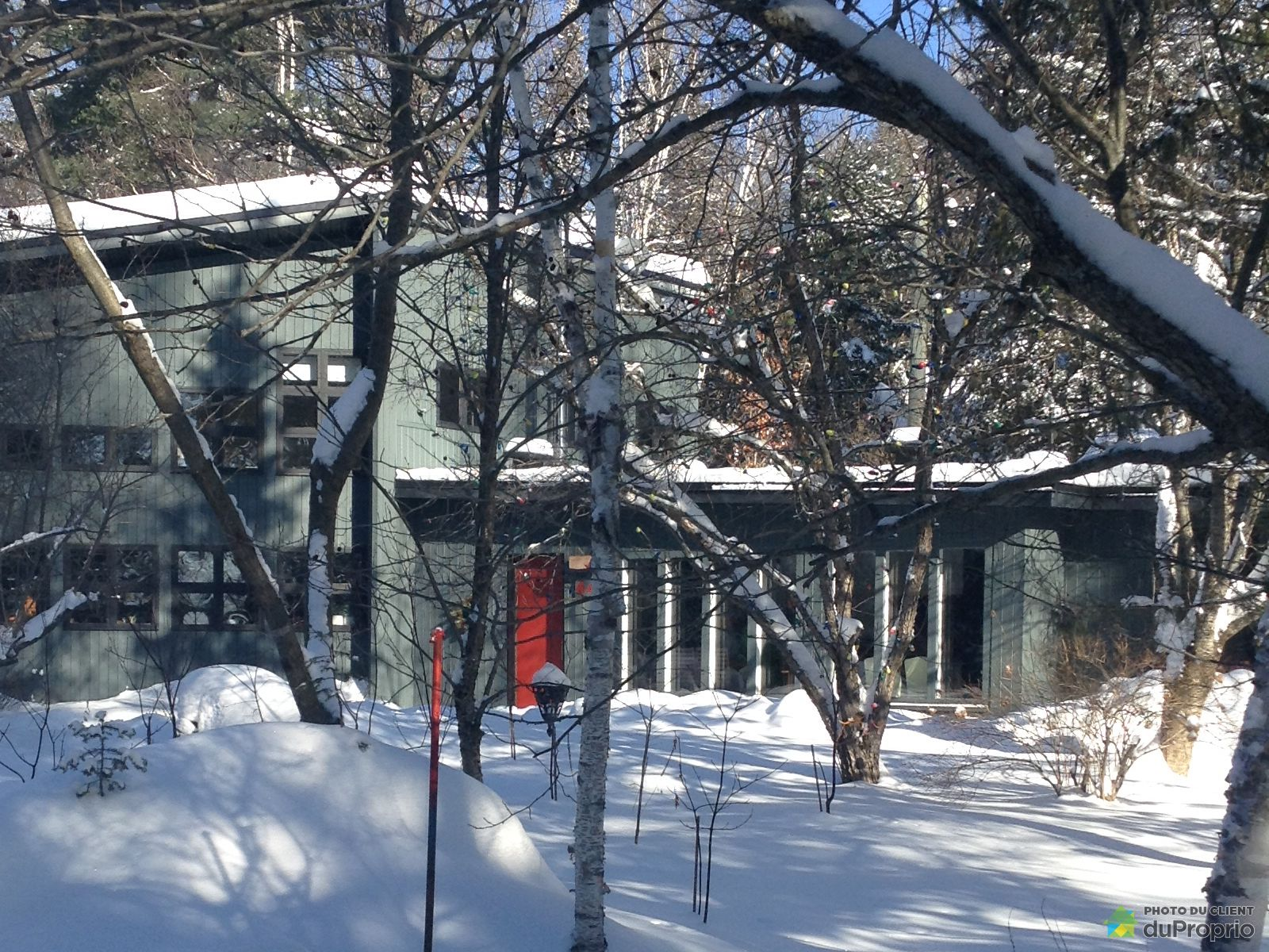 641, rue du Lac-Pierre Nord, St-Alphonse-Rodriguez à vendre