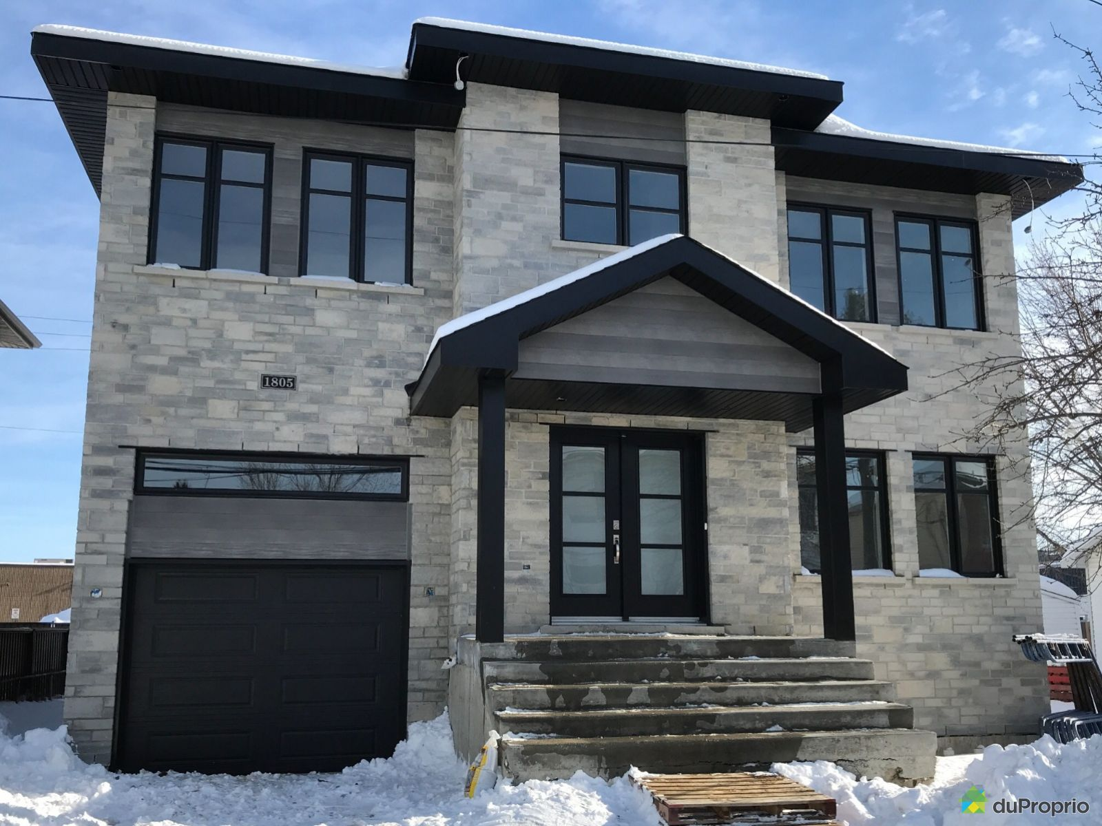 1805 rue Albert - Par les Habitations de Luxe, Brossard for sale
