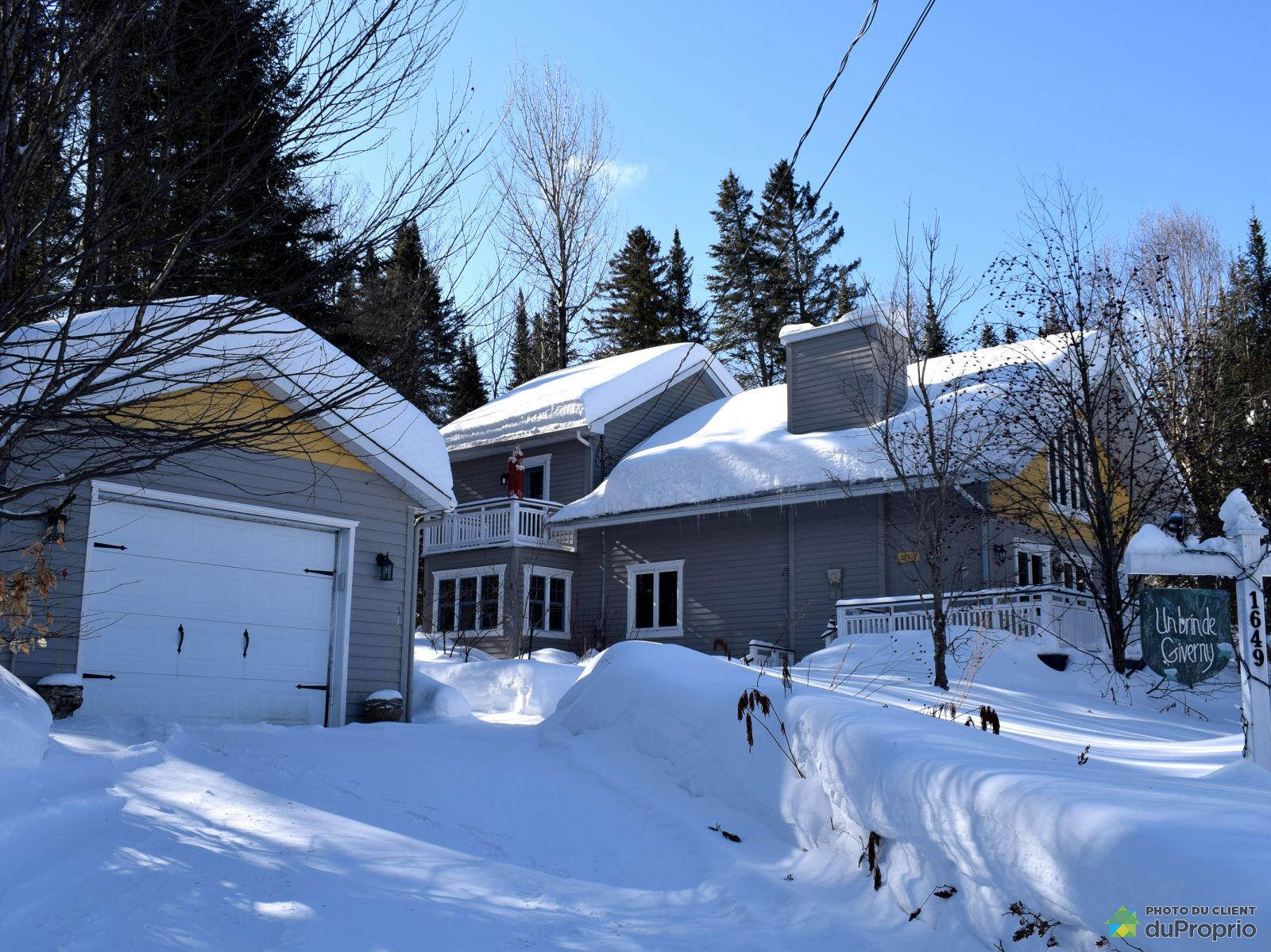 East Side - 1649 avenue Guy, St-Adolphe-D'Howard for sale