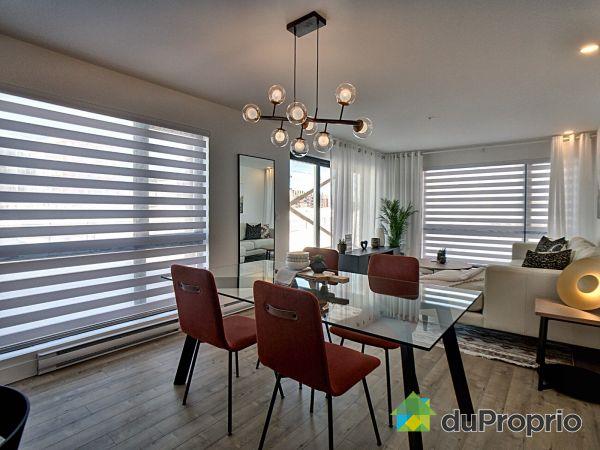 Dining Room / Living Room - 80 rue Toe-Blake - Unité 106 - Par Odyssée Condos, Vaudreuil-Dorion for sale