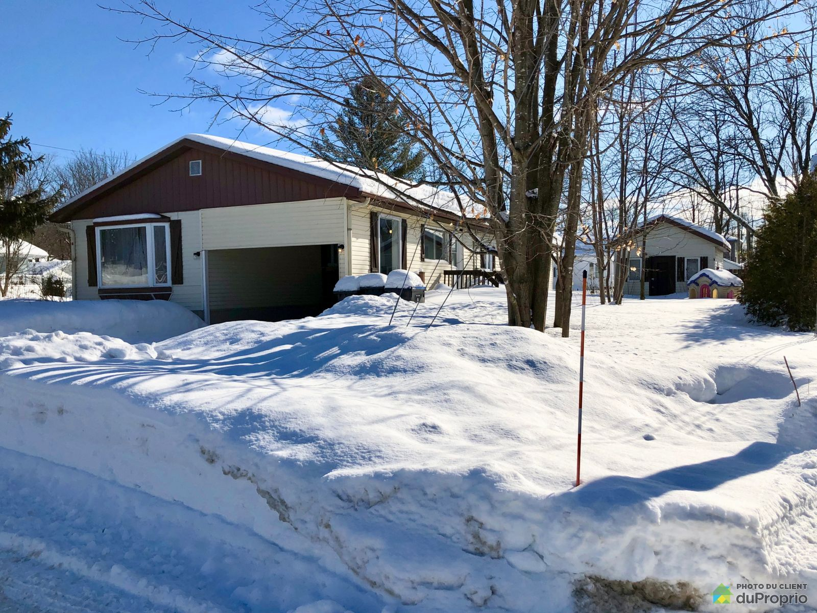 Back - 3807 Vieux Chemin, Breakeyville for sale