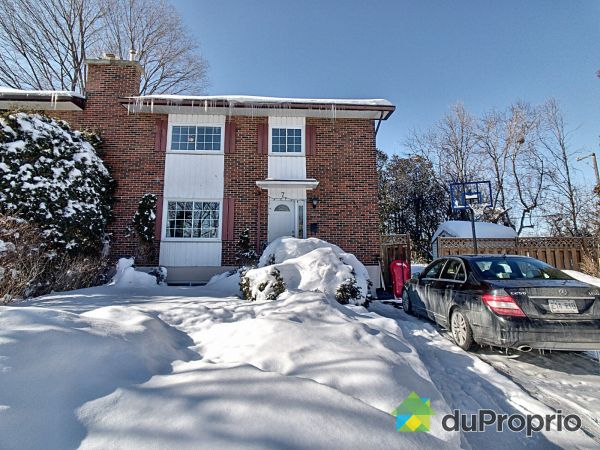 7 place Talbot, Pierrefonds / Roxboro for sale