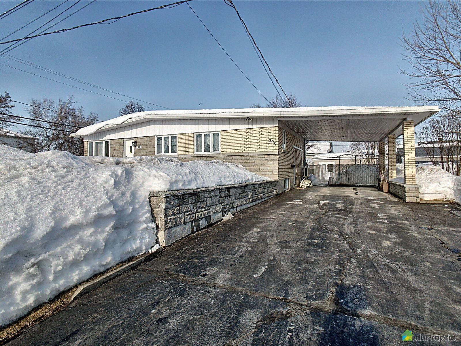 200 rue des Pétunias, Trois-Rivières (Ste-Marthe-Du-Cap) for sale
