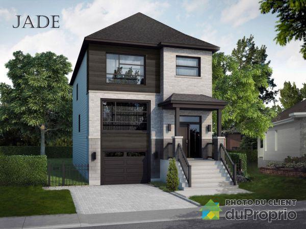 Modèle Jade Deluxe - À construire - Par Charplexe, Ste-Dorothée à vendre