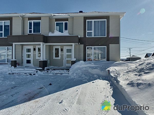 Winter Front - 228 avenue Gauthier, St-Charles-De-Bellechasse for sale
