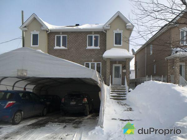 Winter Front - 12345 rue Marcelle-Gauvreau, Rivière des Prairies for sale