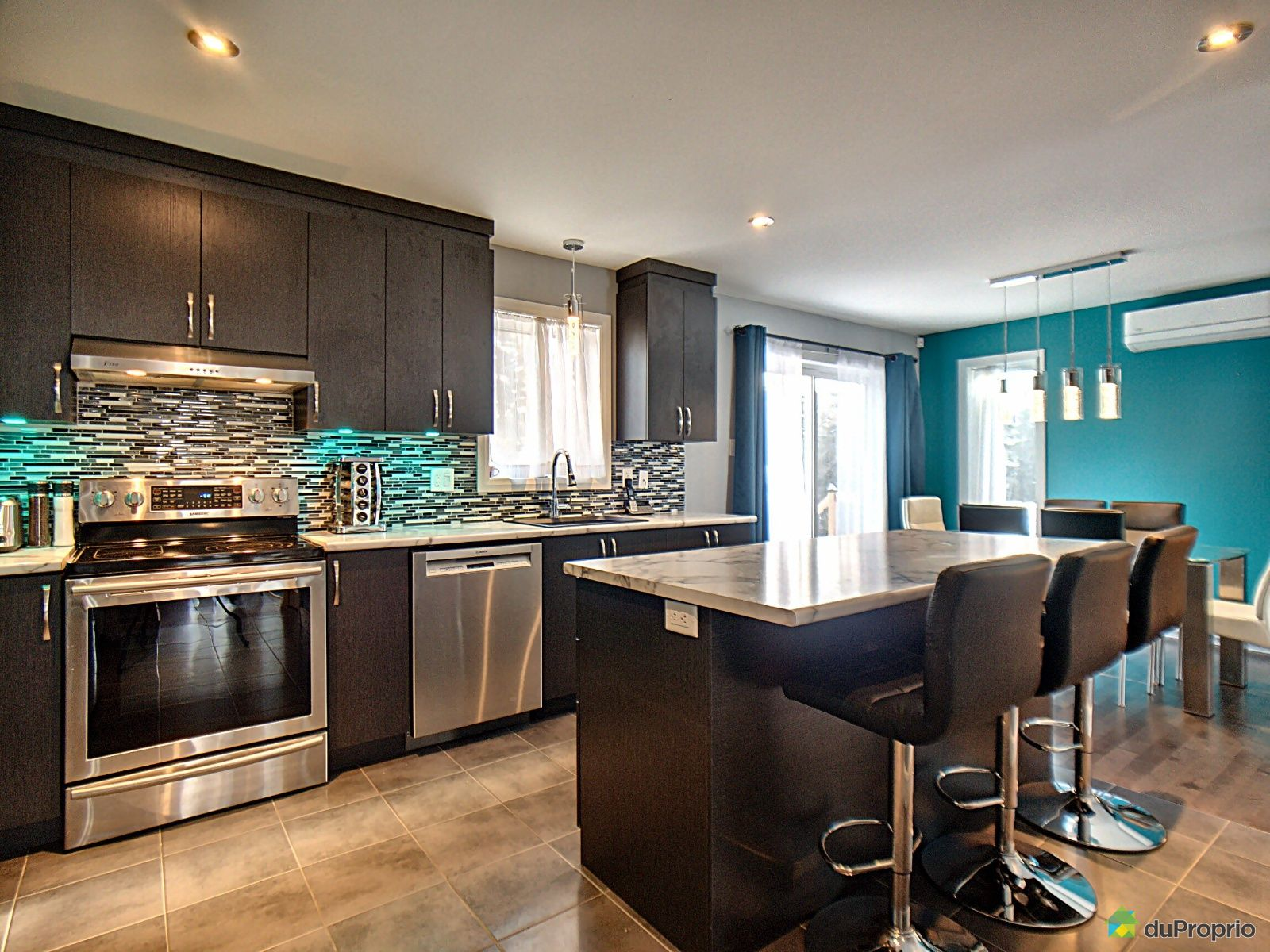 Kitchen - 34 rue Kildare, Ste-Brigitte-De-Laval for sale