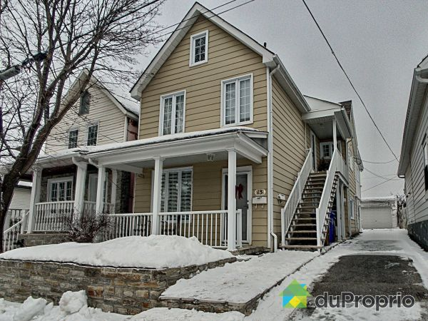 Winter Front - 15 rue Pilon, Gatineau (Hull) for sale