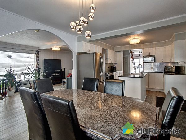 Eat-in Kitchen - 6710 rue Salaberry, Lac-Mégantic for sale