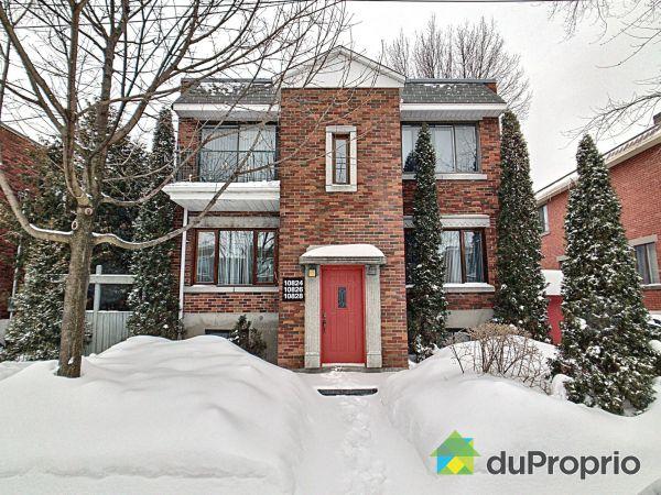 10824, avenue Bellevois, Montréal-Nord à vendre