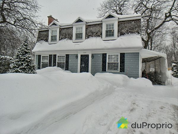 Winter Front - 1246 avenue du Ravin, Sillery for sale