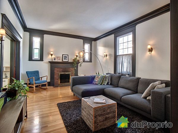 Living Room - 1003 rue des Érables, Shawinigan (Shawinigan) for sale