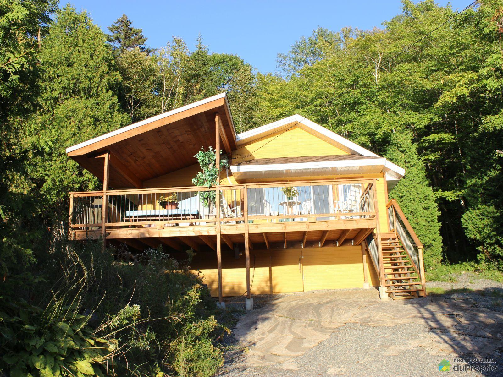 Summer Front - 620 chemin du Lac-des-Piles, Shawinigan (Grand-Mère) for sale