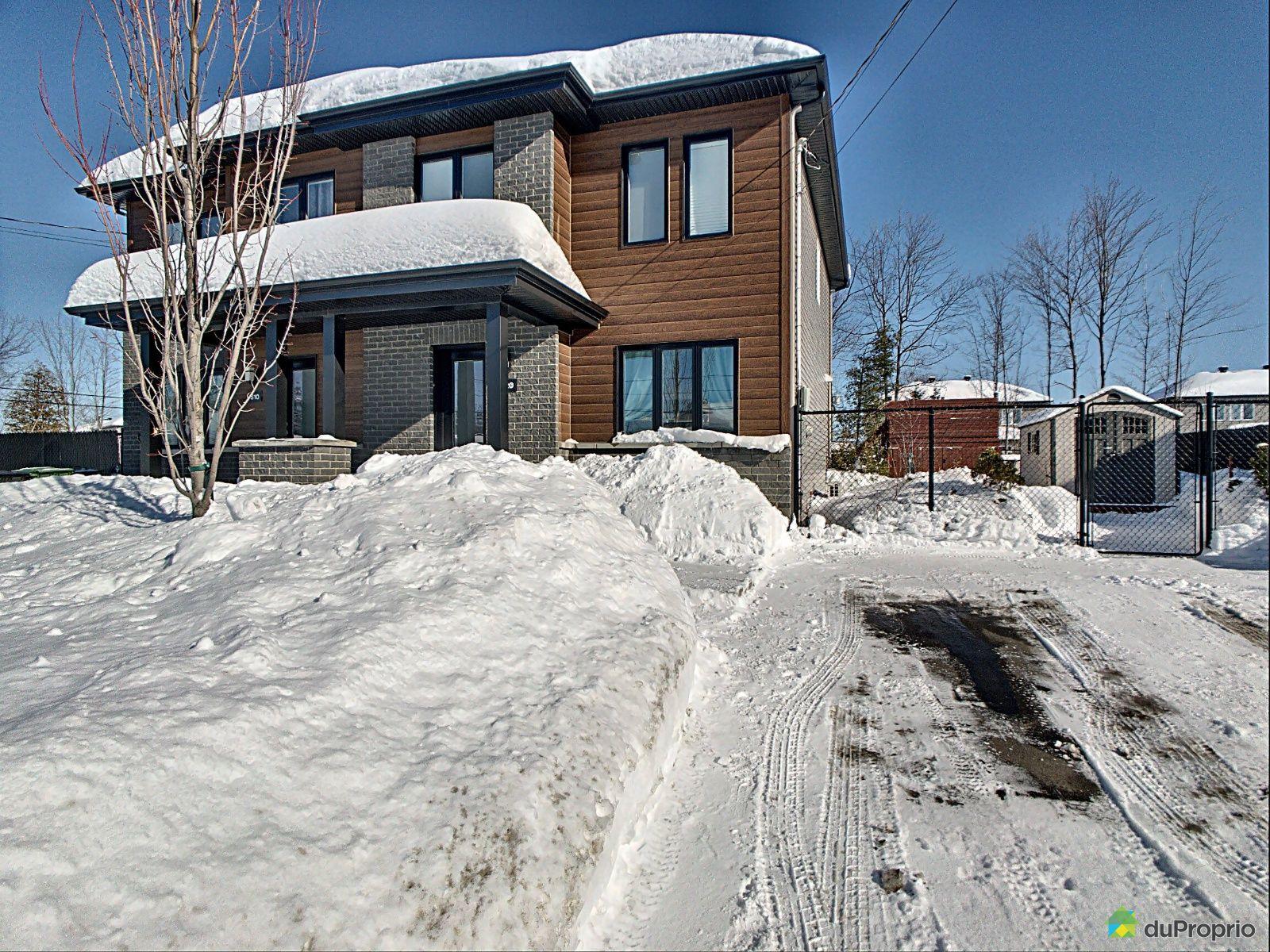 520, rue du Semillon, Drummondville (St-Nicéphore) à vendre