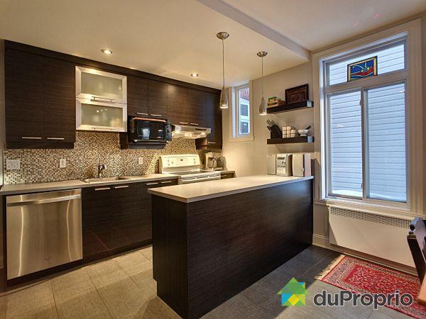 Kitchen - 7511 rue Berri, Villeray / St-Michel / Parc-Extension for sale