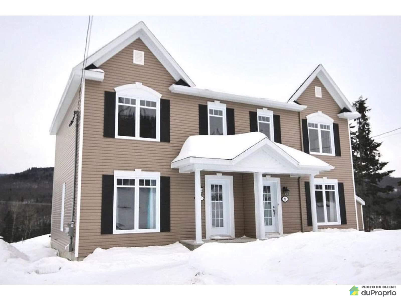 Winter Front - 89 rue Jennings, Ste-Brigitte-De-Laval for sale