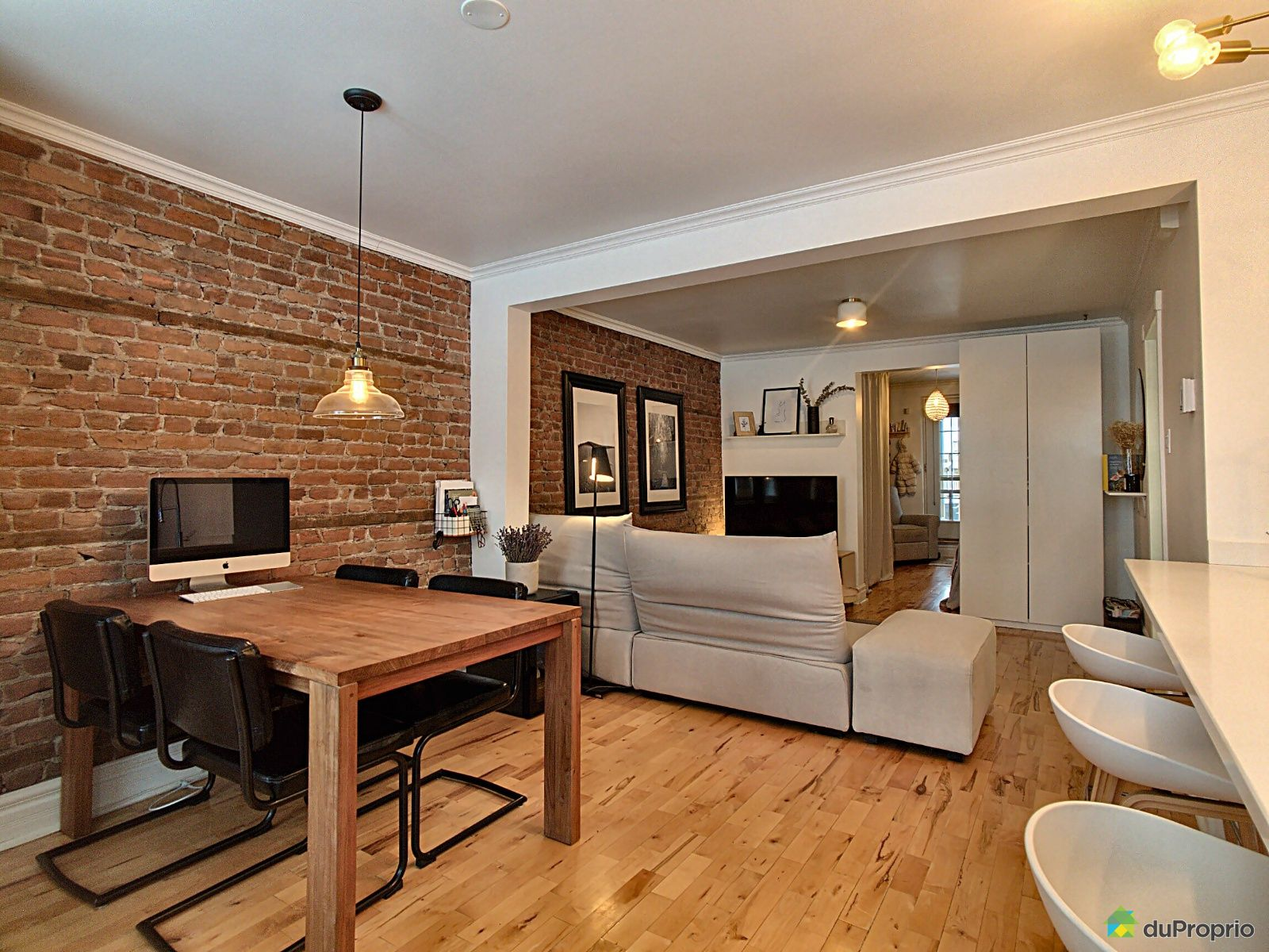 Open Concept - 4059 avenue de Lorimier, Le Plateau-Mont-Royal for sale