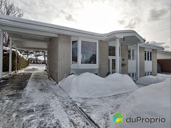 Cour avant - 2500, rue de Verdun, Sherbrooke (Mont-Bellevue) à vendre