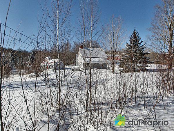 Aménagement paysager - 103, chemin Grand Bois, St-Étienne-De-Bolton à vendre