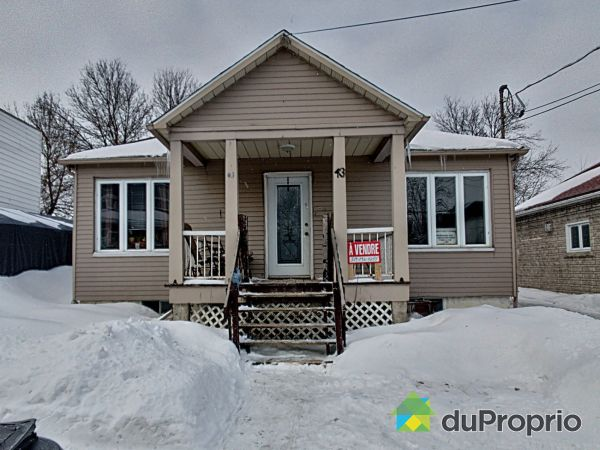 43 rue de la Laiterie, Beauharnois (Beauharnois) for sale